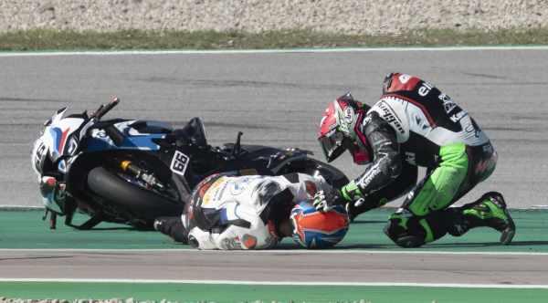 Tom Sykes - BMW Motorrad WorldSBK