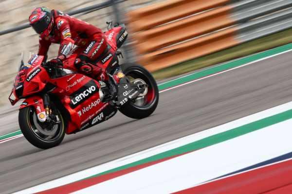 Pecco Bagnaia - Ducati