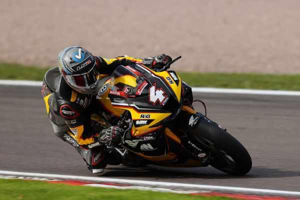 Dan Linfoot - TAG Racing Honda [credit: Ian Hopgood]
