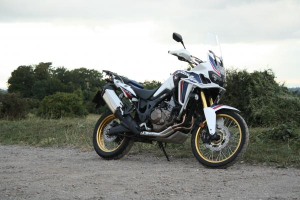 First thoughts: Honda CRF1000L Africa Twin