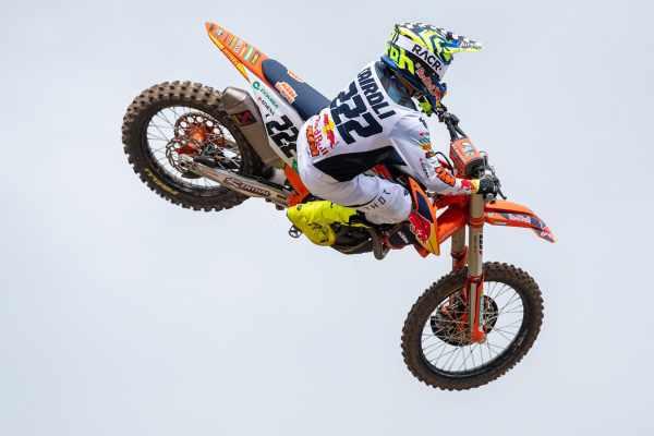 Toni Cairoli - KTM