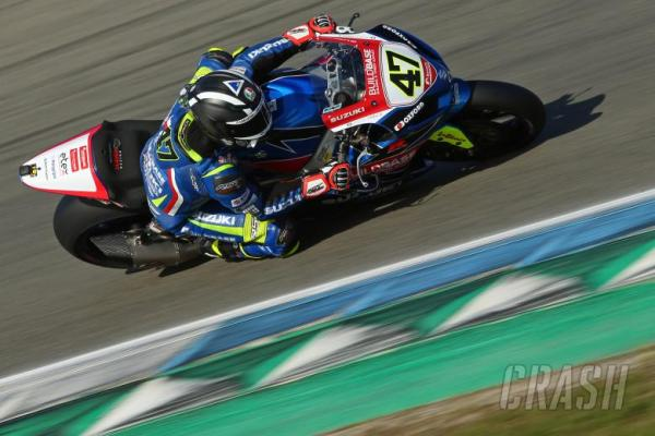 Jamie Whitham looks at Superbike vs Superstock