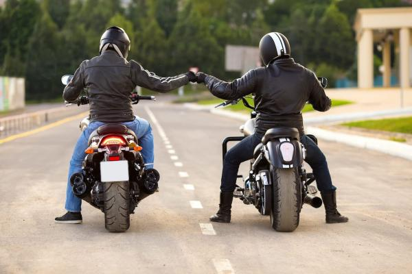 Need someone to go for a ride with? Try #BikerBuddy