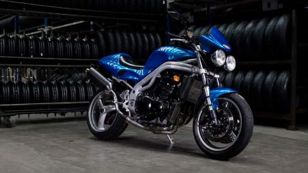 Triumph Speed Triple - Gen II