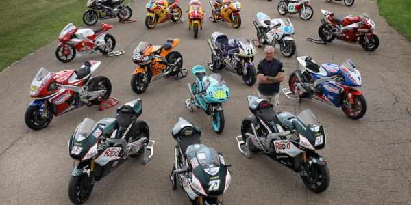 Bonhams Autumn Auction MotoGP machines