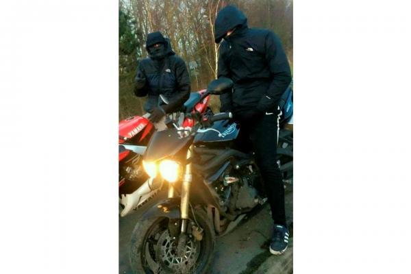 Thieves show off stolen bikes on Instagram