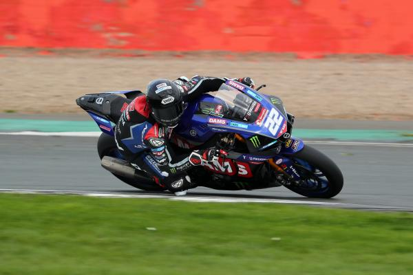 O'Halloran tops Silverstone test from Linfoot, Brookes