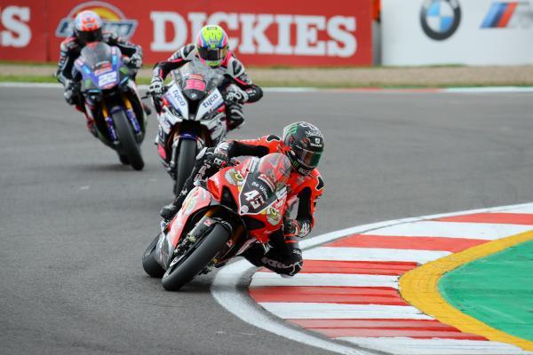 Scott Redding - Be Wiser Ducati [credit: Ian Hopgood Photography]