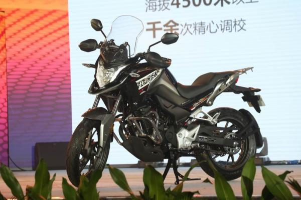 Baby Honda adventure bike revealed