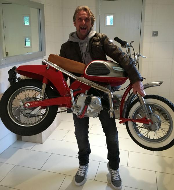 My bikes: Carl Fogarty