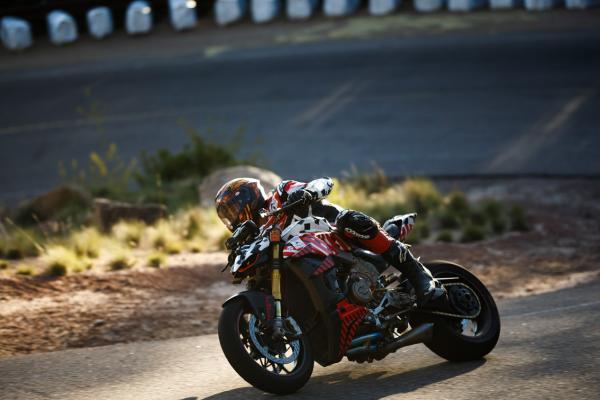 Motorcycle racer Carlin Dunne dies after Pikes Peak Crash