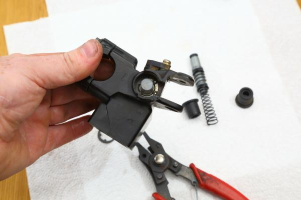 How to… service a motorcycle brake master cylinder
