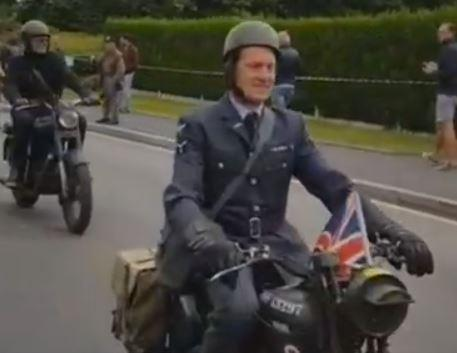 D-Day ride out for classics
