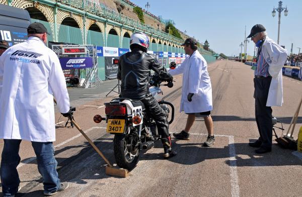CBX1000 Brighton Speed Trial