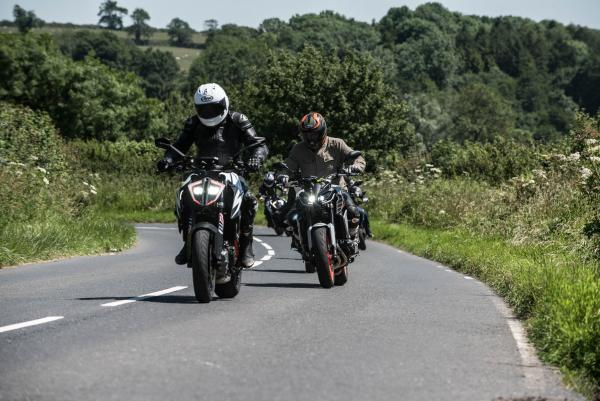 New motorcycle sales fall for the second month in a row