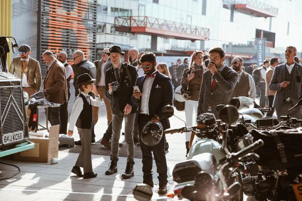 Distinguished Gentleman's Ride 2021 date confirmed - 10th Anniversary edition