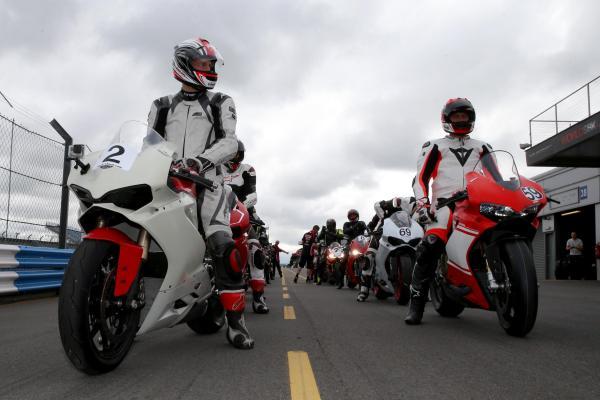 Ducati announce UK track days