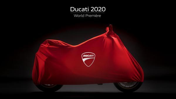 Ducati to announce 2020 model range