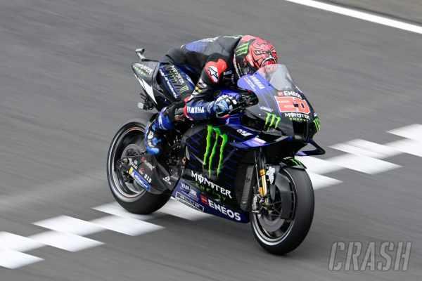 Le Mans MotoGP Qualifying Fabio Quartararo