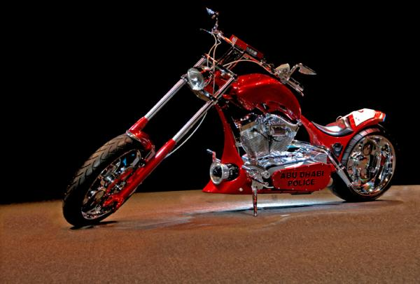 Can you name the fastest motorcycles?