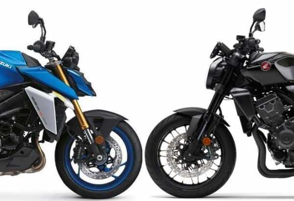 H2H Honda CB1000R vs Suzuki GSX-S1000