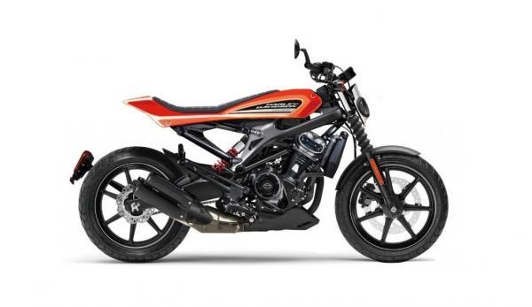 Harley Davidson Small capacity single