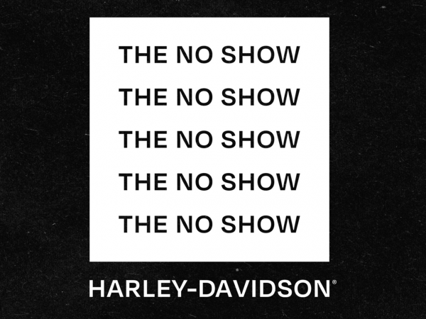 Harley-Davidson The No Show
