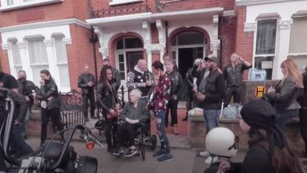 Harley-Davidson ride on Fat Bob