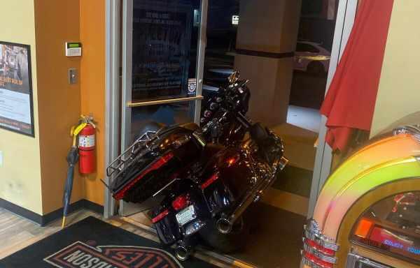 Harley-Davidson Appleton Tennessee photo Trey Keese