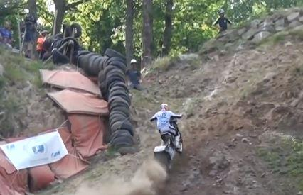 We might have just found our new favourite bike sport