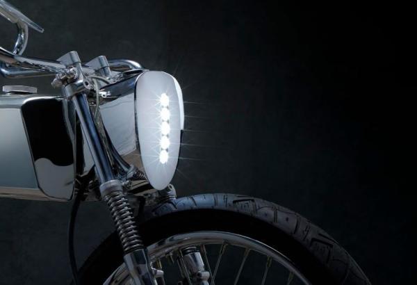 Honda 125 custom