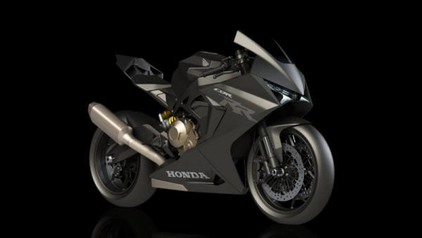 Honda CBR750RR