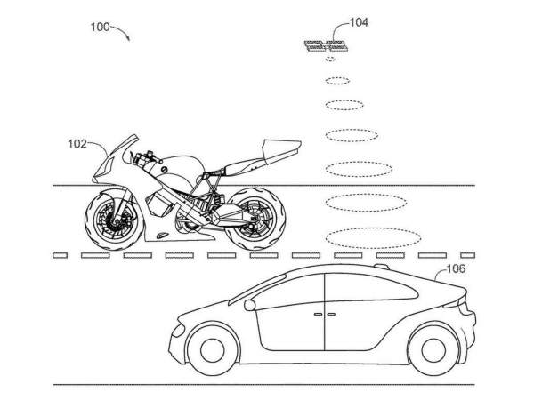Honda Drone bike