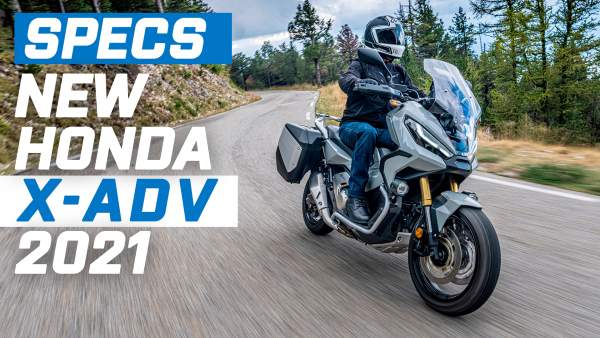 Honda Xadv Thumbnail
