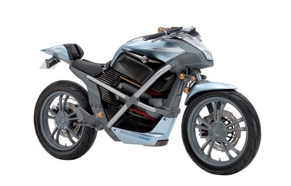 Honda fuel cell motorcycle