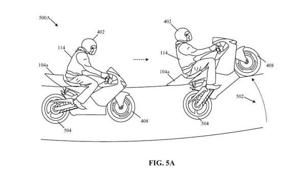 Honda mind control motorcycle