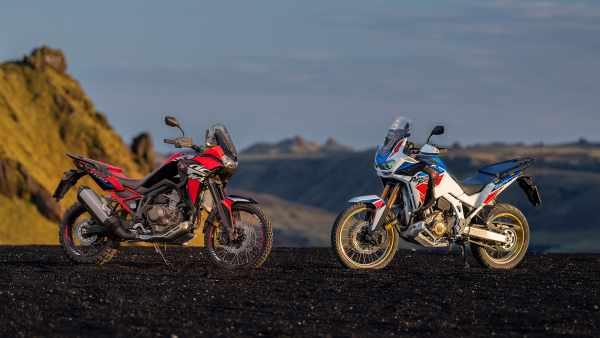 Honda CRF1100L Africa Twin & Africa Twin Adventure Sports 2022 updates
