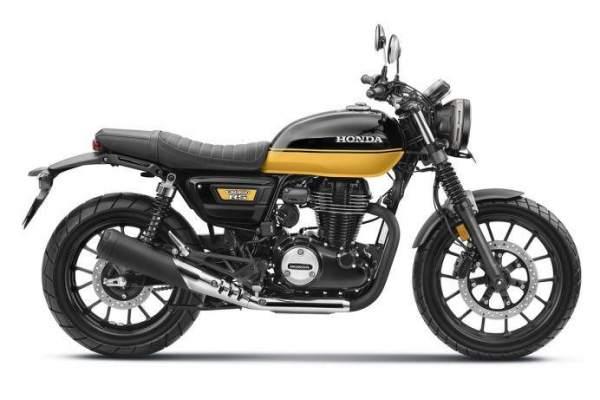 Honda-CB350-RS