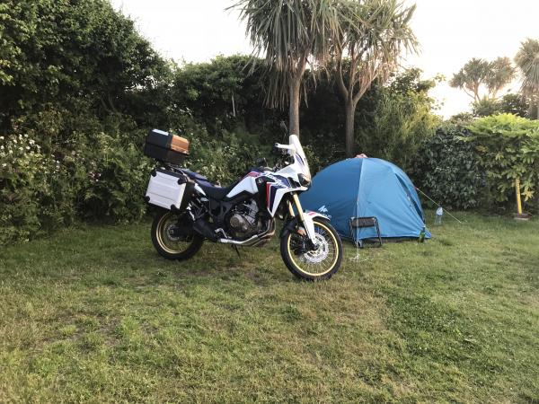 How to plan a motorcycle tour