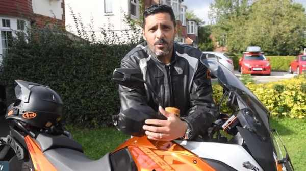 Hull nurse foils motorcycle thief and recovers the bike