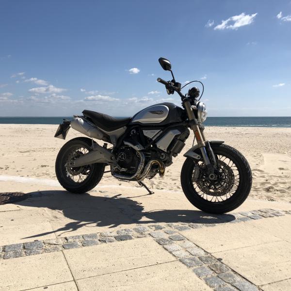 Ducati Scrambler 1100 first impressions