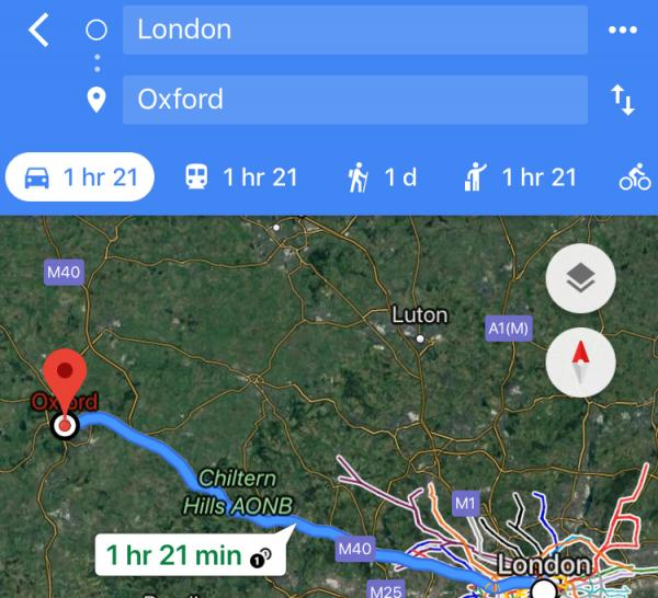 Google Maps introduces 'Motorcycle mode'