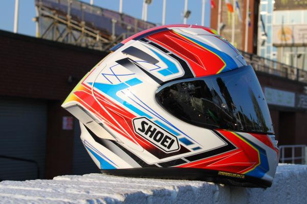 Review: Shoei X-Spirit III - £649.99 : By Kane Dalton