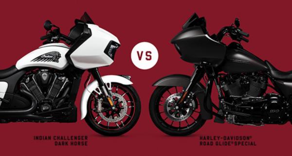 Indian vs Harley-Davidson