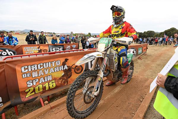 Team USA extend lead on day two of the 2016 International Six Days Enduro