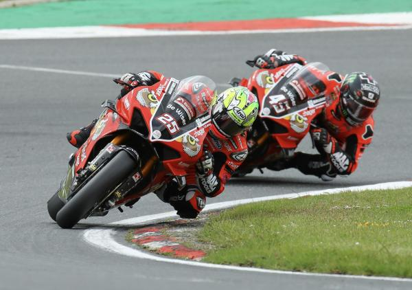 Brookes plots Snetterton fightback after Knockhill disappointment