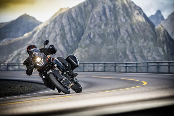 KTM reveals 1090 Adventure and 1090 Adventure R