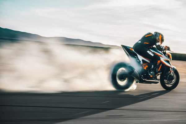 KTM 1290 SUPER DUKE RR