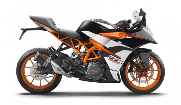 KTM drops RC prices for two months