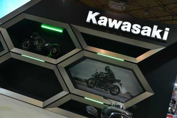 Kawasaki Motorcycle Live 2021